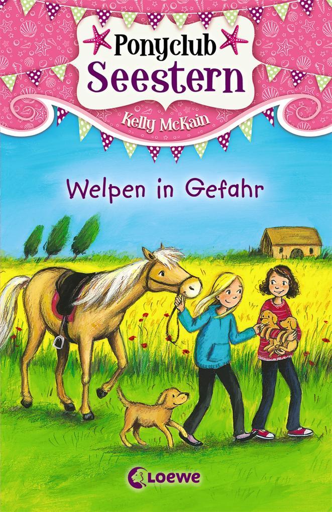 Ponyclub Seestern 4 - Welpen in Gefahr als eBook epub