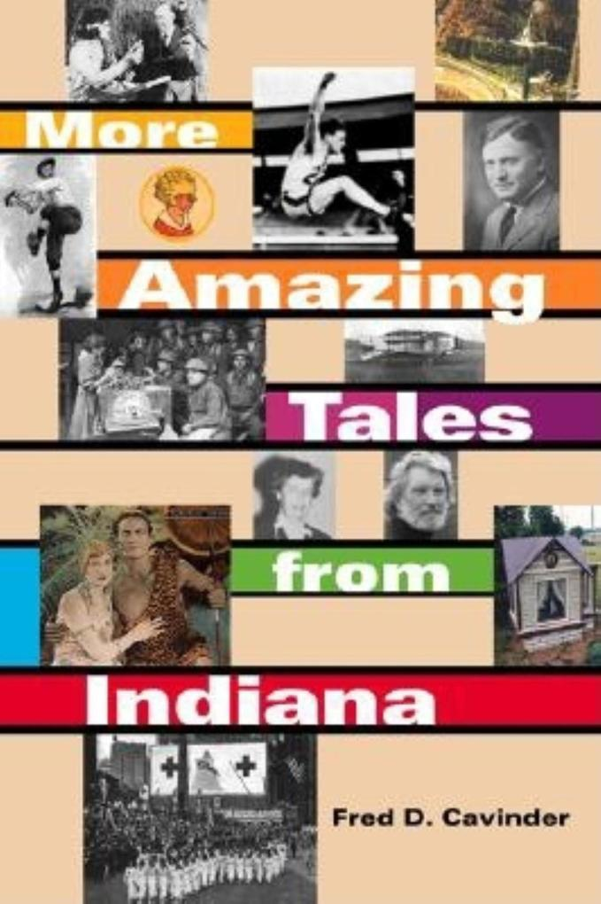 More Amazing Tales from Indiana als eBook epub