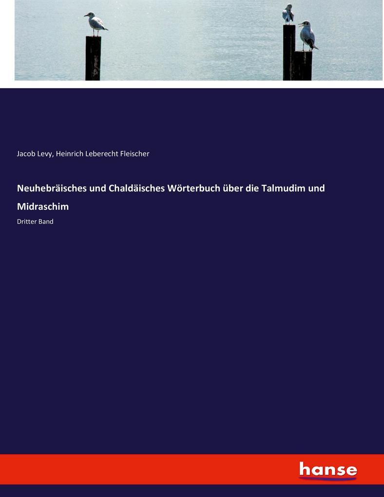 Neuhebräisches und Chaldäisches Wörterbuch über die Talmudim und Midraschim als Buch (kartoniert)
