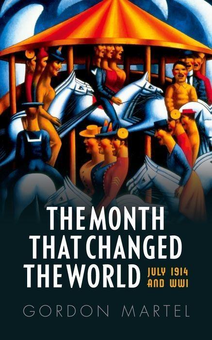 The Month that Changed the World als Taschenbuch