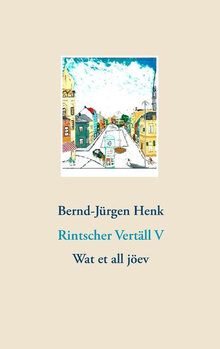 Rintscher Vertäll V als Buch (kartoniert)