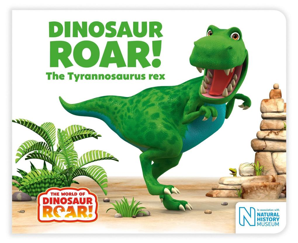 Dinosaur Roar! The Tyrannosaurus rex als Buch (kartoniert)