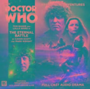 The Fourth Doctor Adventures - The Eternal Battle als Hörbuch CD