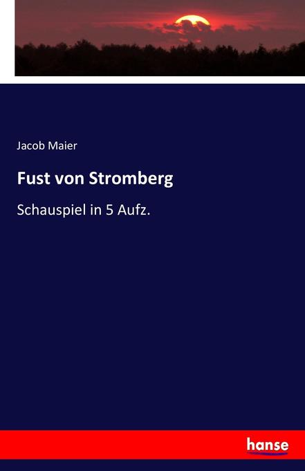 Fust von Stromberg als Buch (kartoniert)