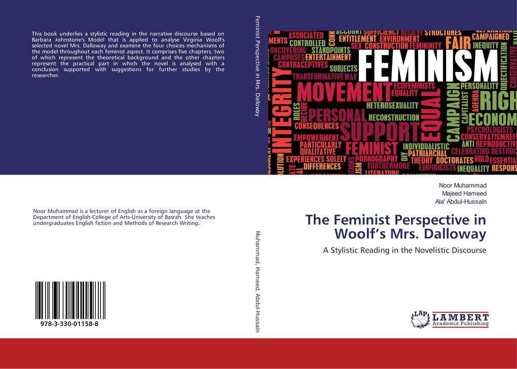 The Feminist Perspective in Woolf's Mrs. Dalloway als Buch (kartoniert)