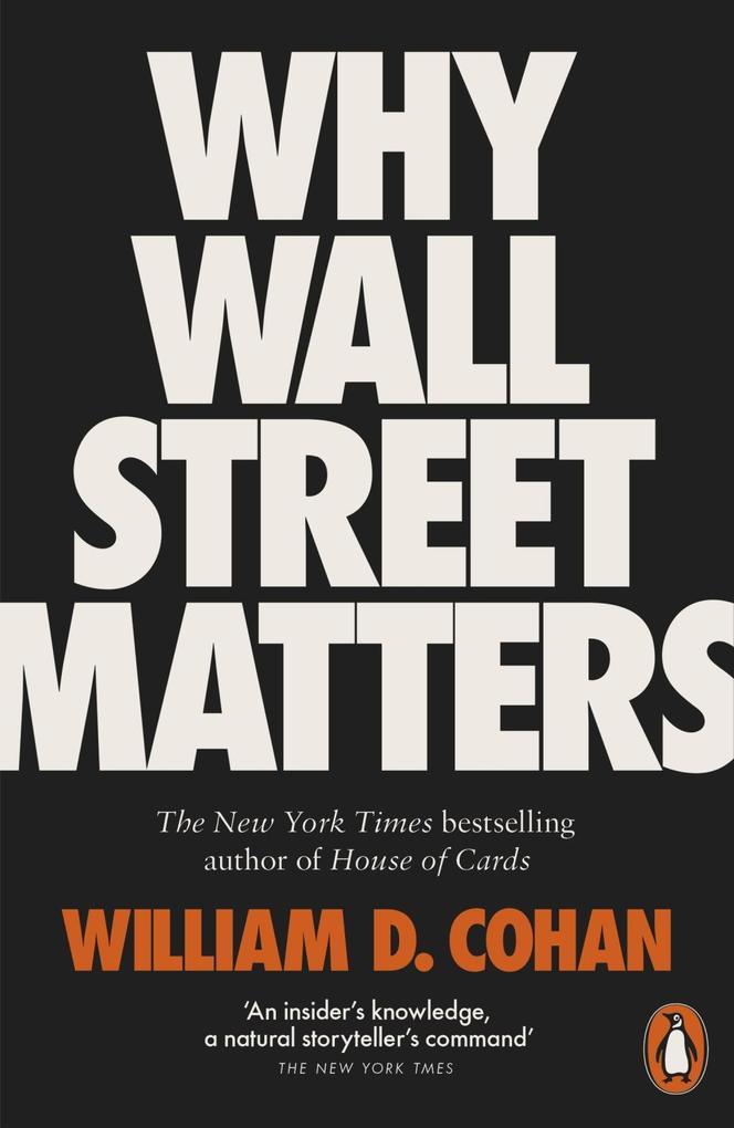 Why Wall Street Matters als eBook epub