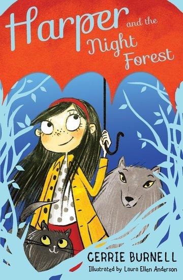 Harper and the Night Forest als Taschenbuch