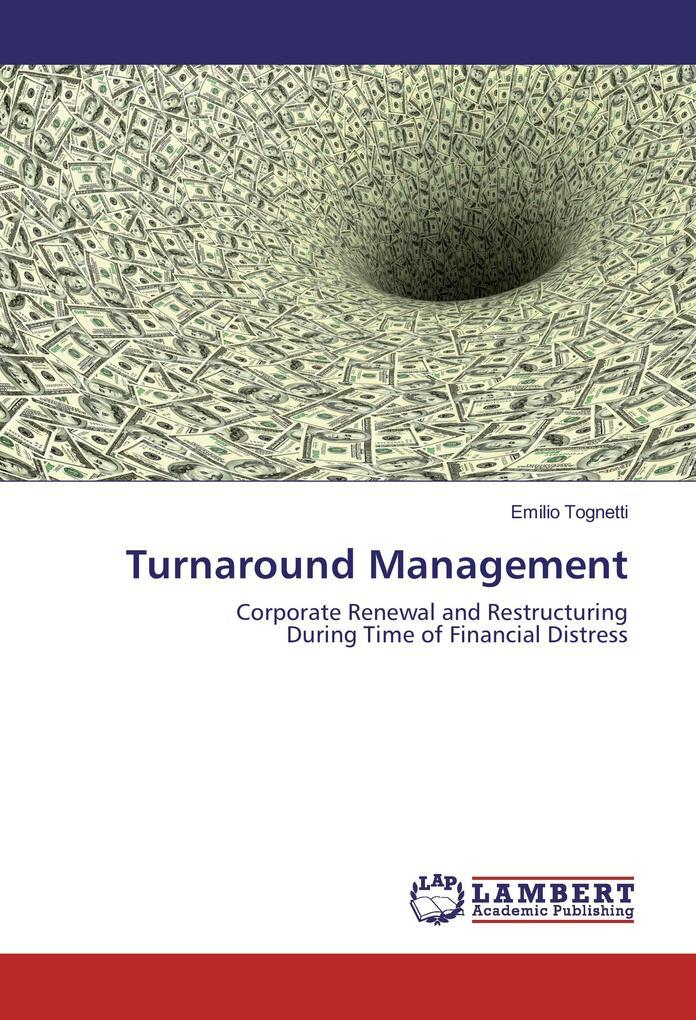 Turnaround Management als Buch (kartoniert)