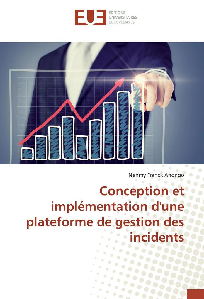 Conception et implémentation d'une plateforme de gestion des incidents als Buch (kartoniert)