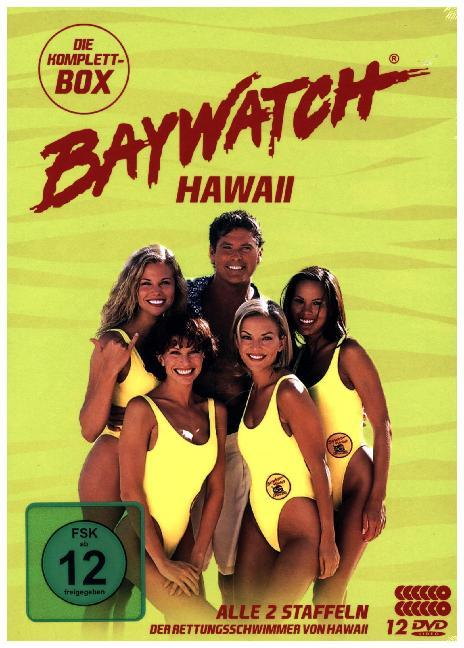 Baywatch Hawaii - Staffeln 1-2 Komplettbox als DVD