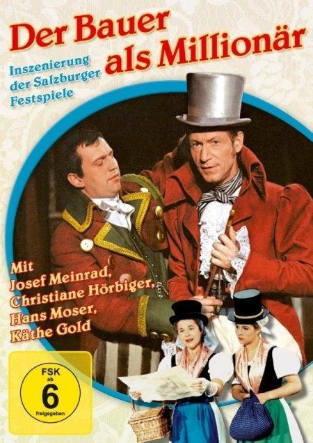 Der Bauer als Millionär als DVD