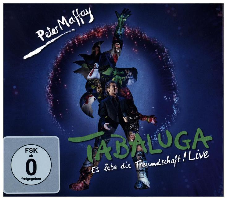 Tabaluga-Es lebe die Freundschaft! Live Premium als CD