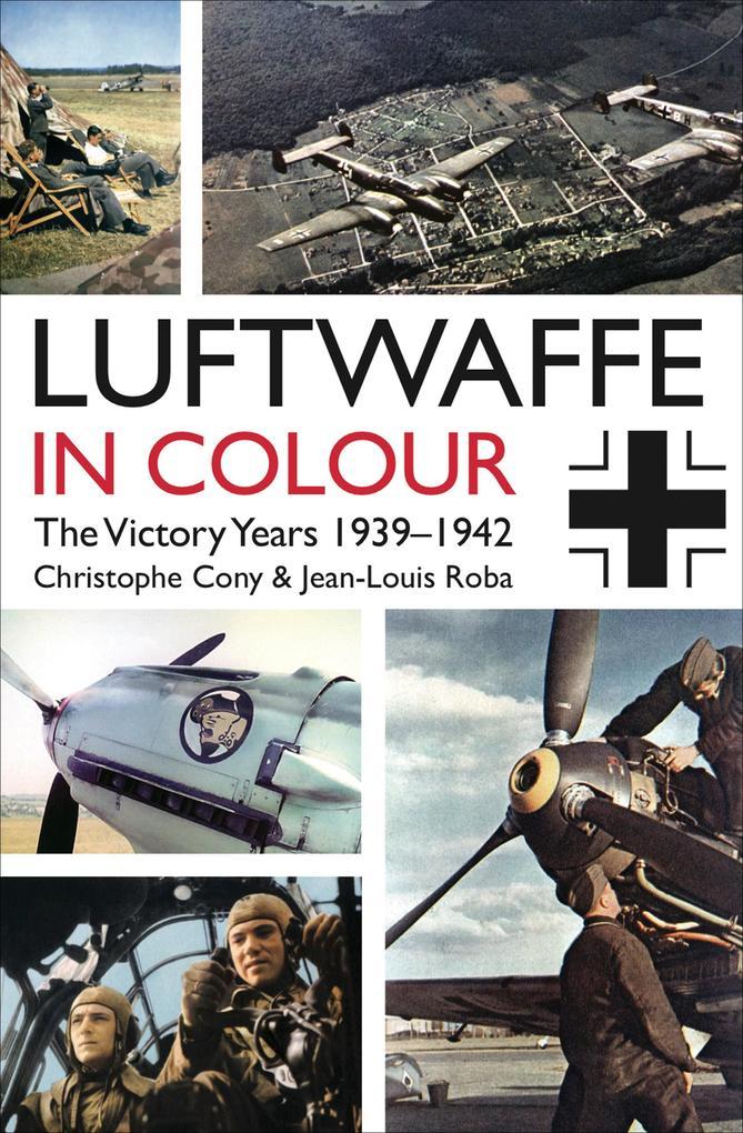 Luftwaffe in Colour. Volume 1 als eBook pdf