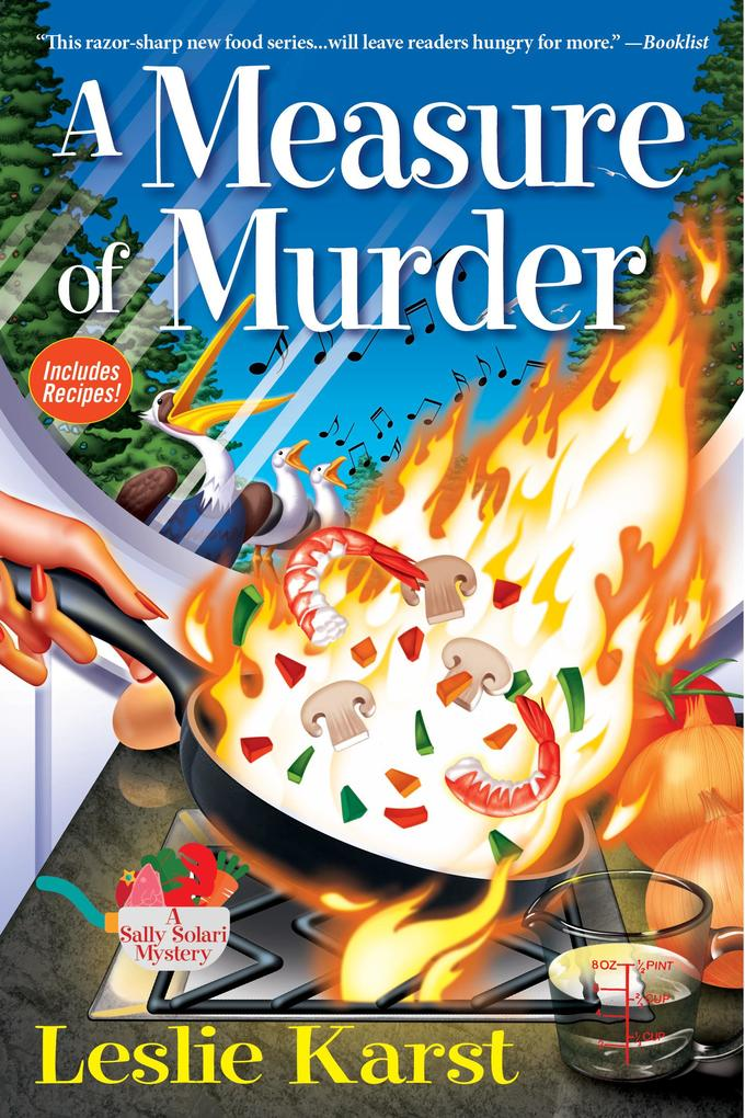 A Measure of Murder als eBook epub
