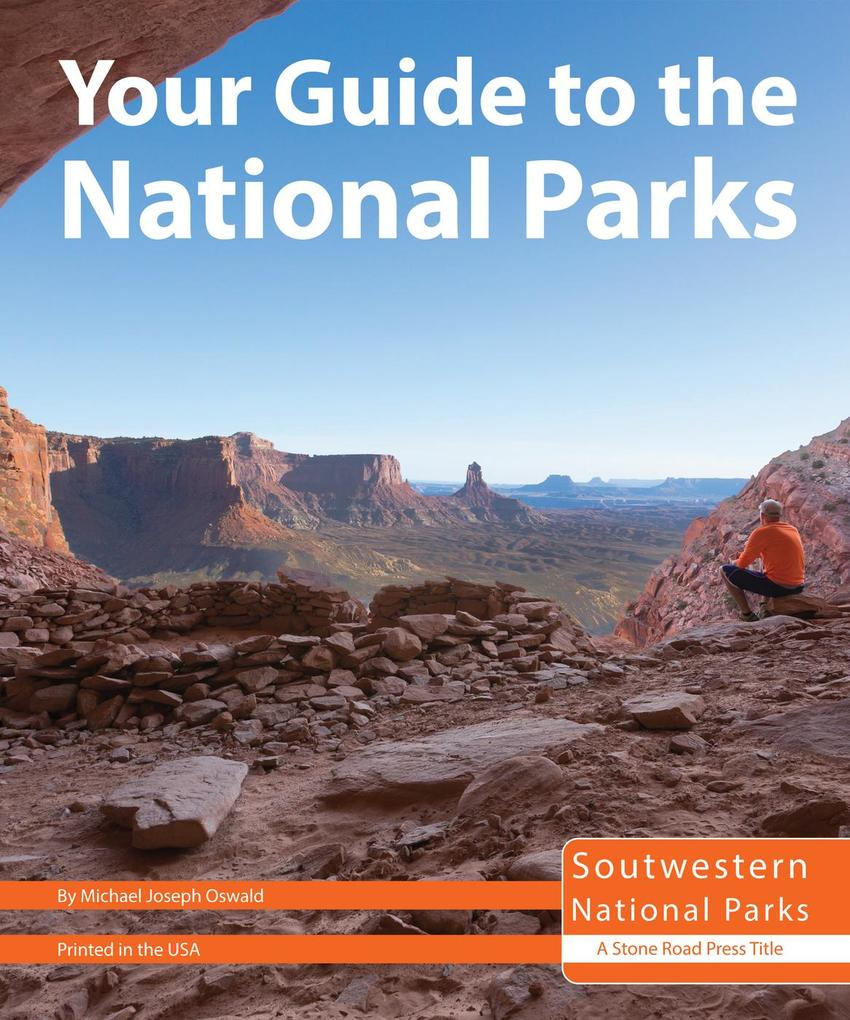 Your Guide to the National Parks of the Southwest als eBook epub