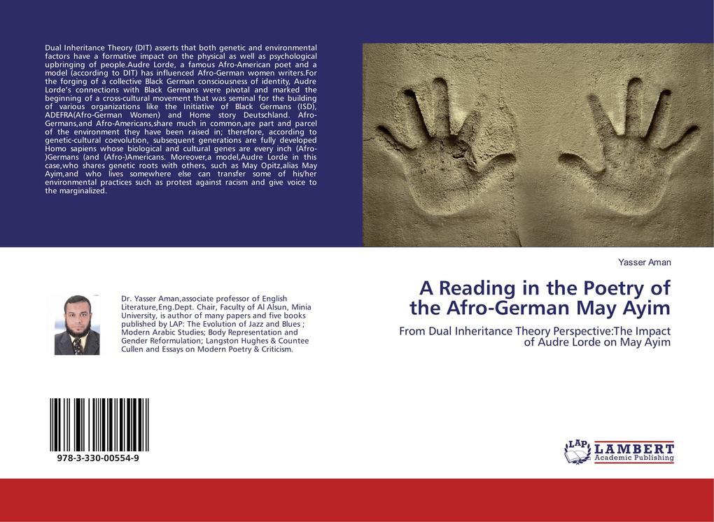 A Reading in the Poetry of the Afro-German May Ayim als Buch (kartoniert)