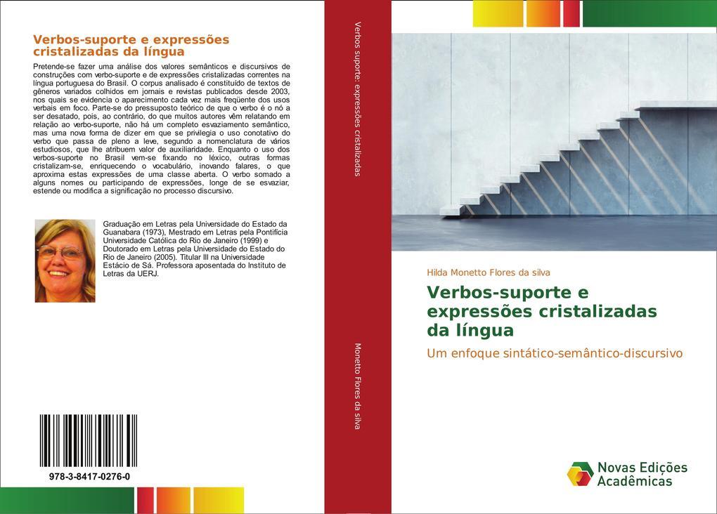 Verbos-suporte e expressões cristalizadas da língua als Buch (kartoniert)