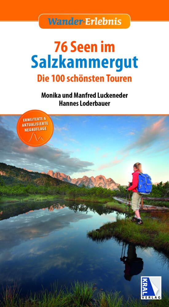 76 Seen im Salzkammergut als Buch (kartoniert)