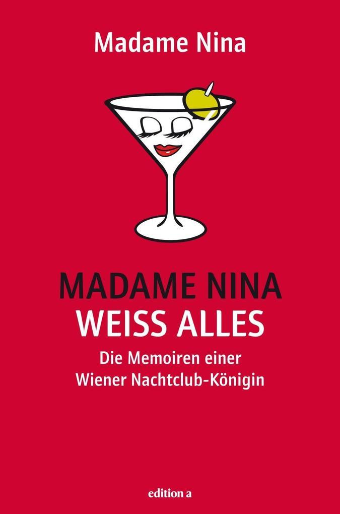 Madame Nina weiß alles als Buch (gebunden)