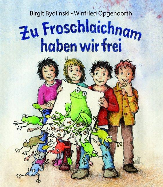 Zu Froschlaichnam haben wir frei als Buch (gebunden)