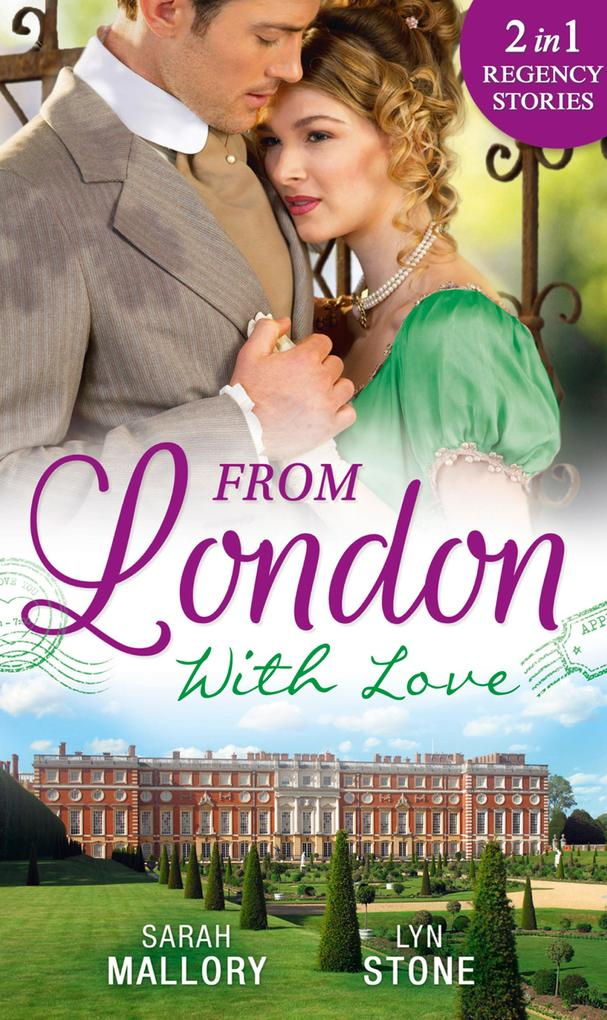 From London With Love: Disgrace and Desire / The Captain and the Wallflower als eBook epub