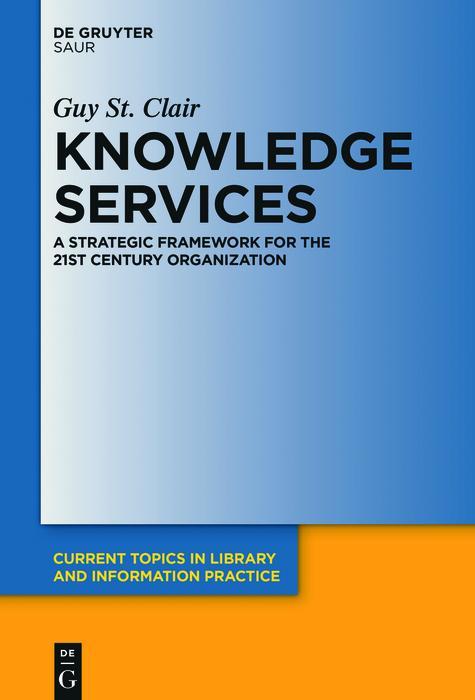 Knowledge Services als eBook epub