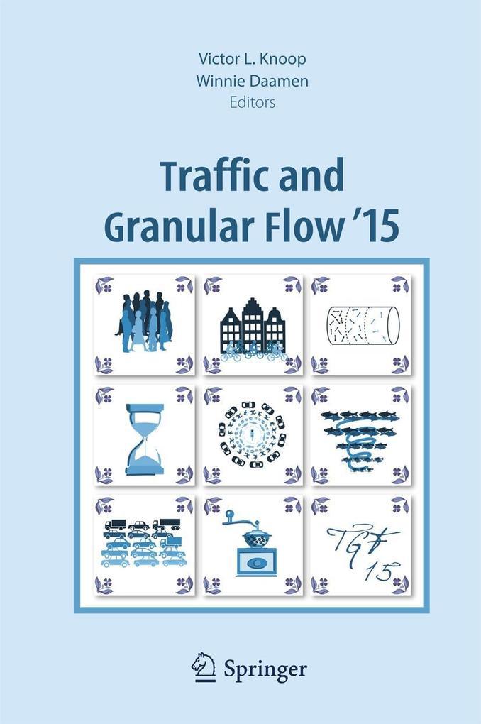 Traffic and Granular Flow '15 als eBook pdf