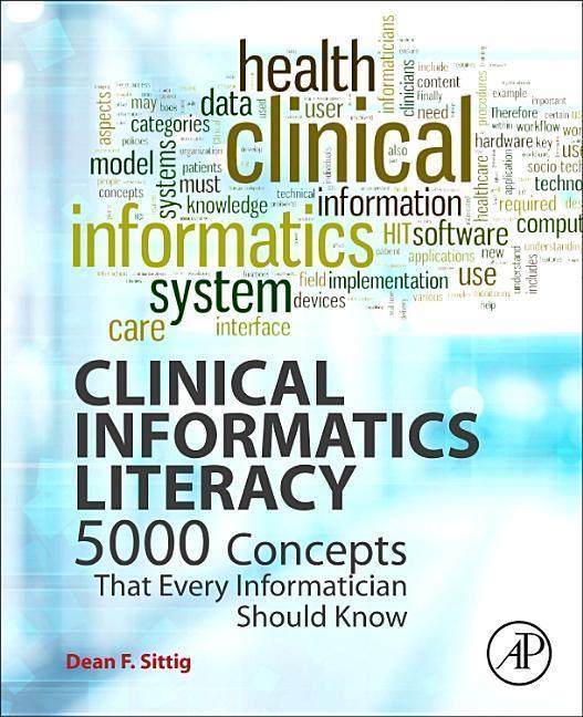 Clinical Informatics Literacy als Taschenbuch