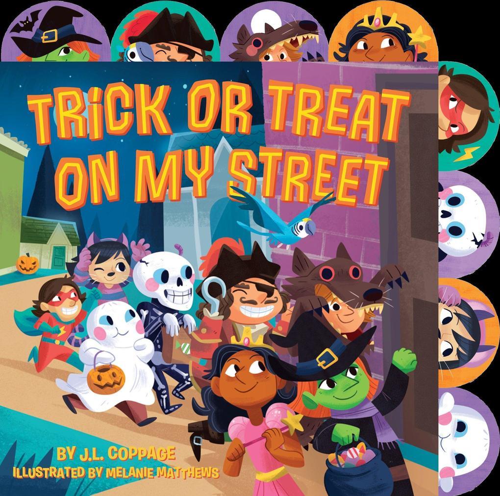 Trick Or Treat On My Street als Buch (kartoniert)