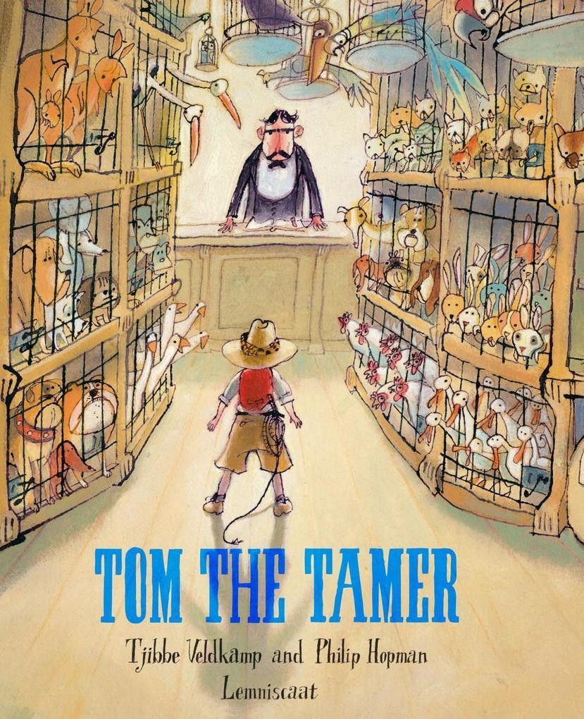 Tom the Tamer als Buch (gebunden)