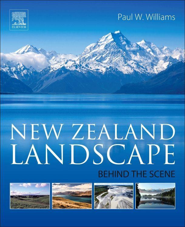 New Zealand Landscape als Taschenbuch