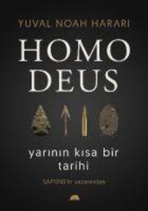 Homo Deus Yarinin Kisa Bir Tarihi als Taschenbuch