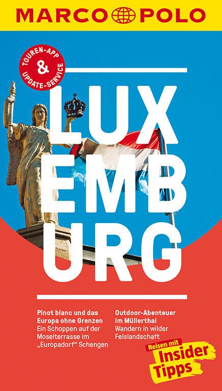 MARCO POLO Reiseführer Luxemburg als Buch (kartoniert)