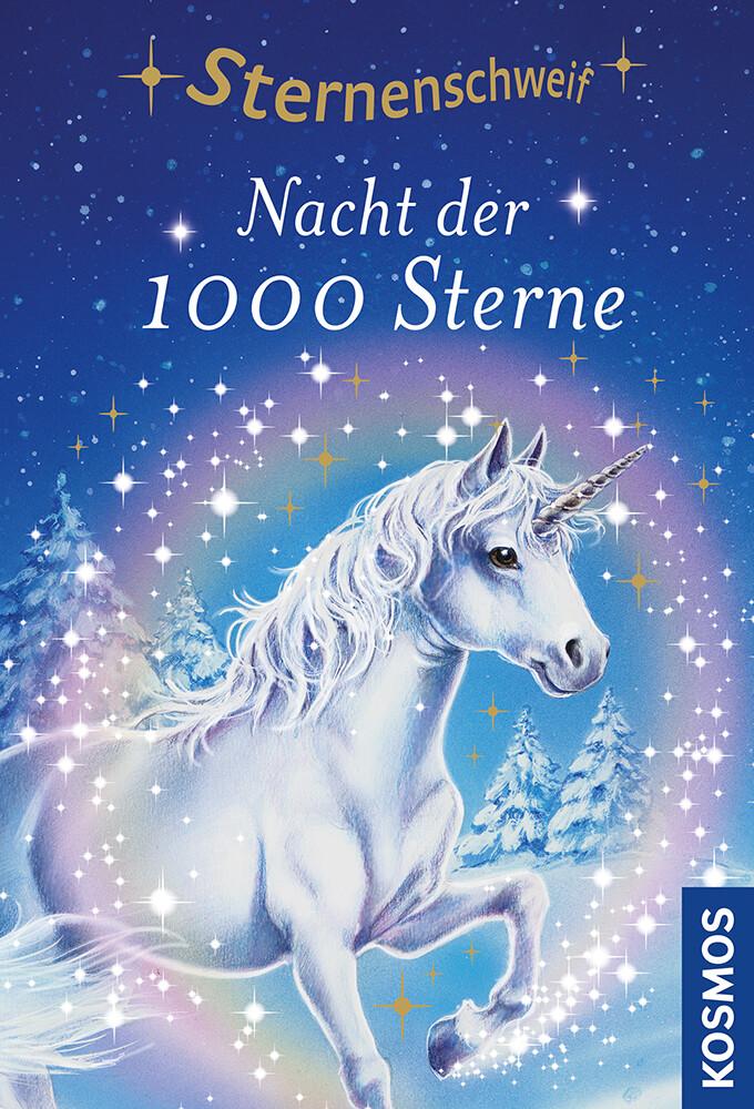 Sternenschweif 07. Nacht der 1000 Sterne als Buch (gebunden)
