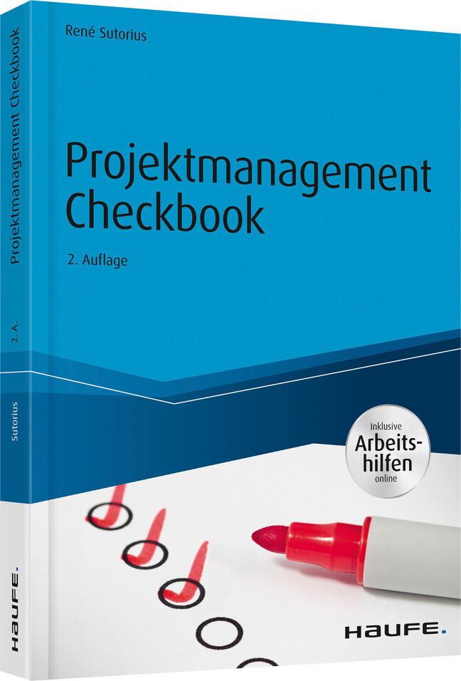 Projektmanagement Checkbook - inkl. Arbeitshilfen online als Buch (kartoniert)