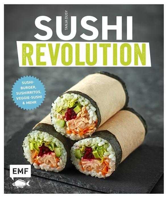 Sushi Revolution als Buch (gebunden)