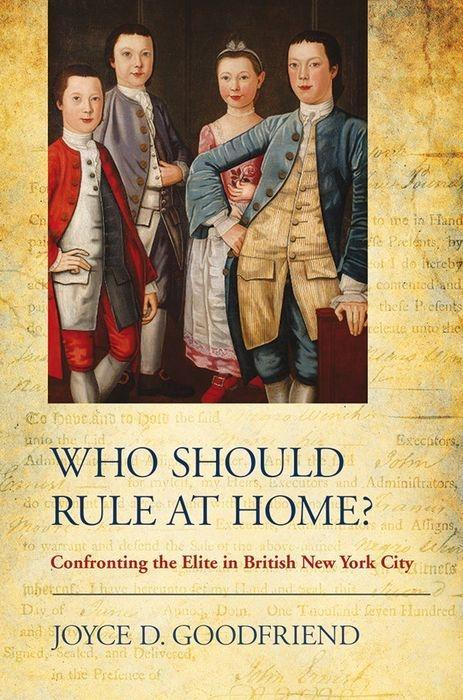 Who Should Rule at Home? als Buch (gebunden)