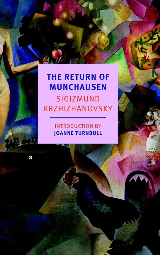 The Return of Munchausen als eBook epub