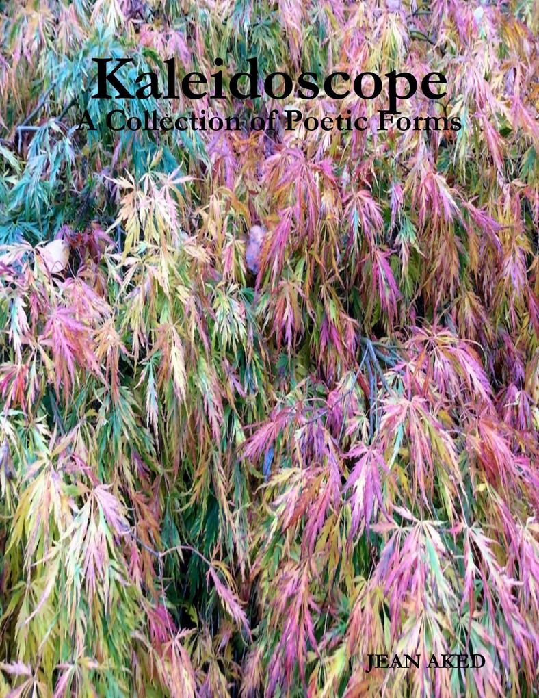 Kaleidoscope: A Collection of Poetic Forms als eBook epub