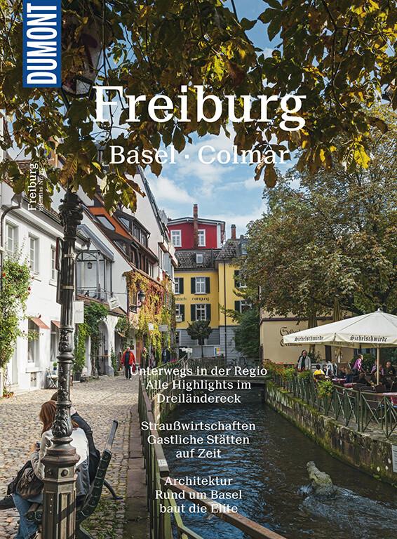 DuMont Bildatlas 112 Freiburg, Basel, Colmar als Buch (kartoniert)