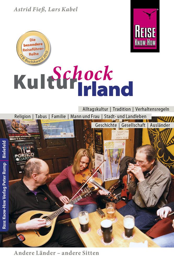 Reise Know-How KulturSchock Irland als Buch (kartoniert)