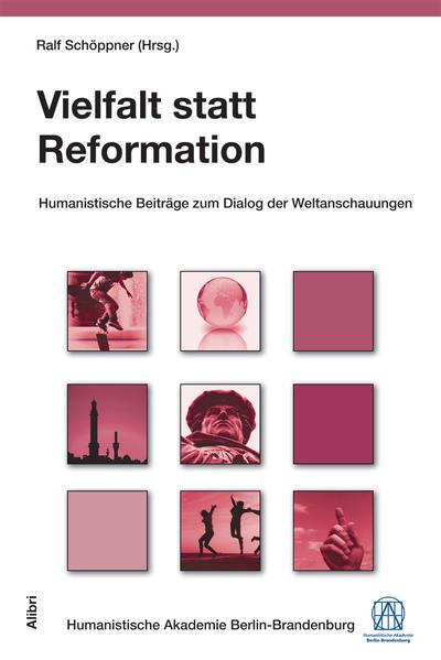 Vielfalt statt Reformation als Buch (kartoniert)