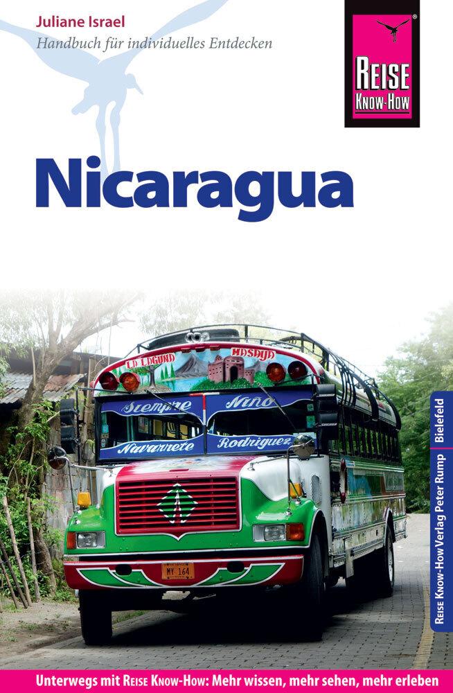 Reise Know-How Reiseführer Nicaragua als Buch (kartoniert)