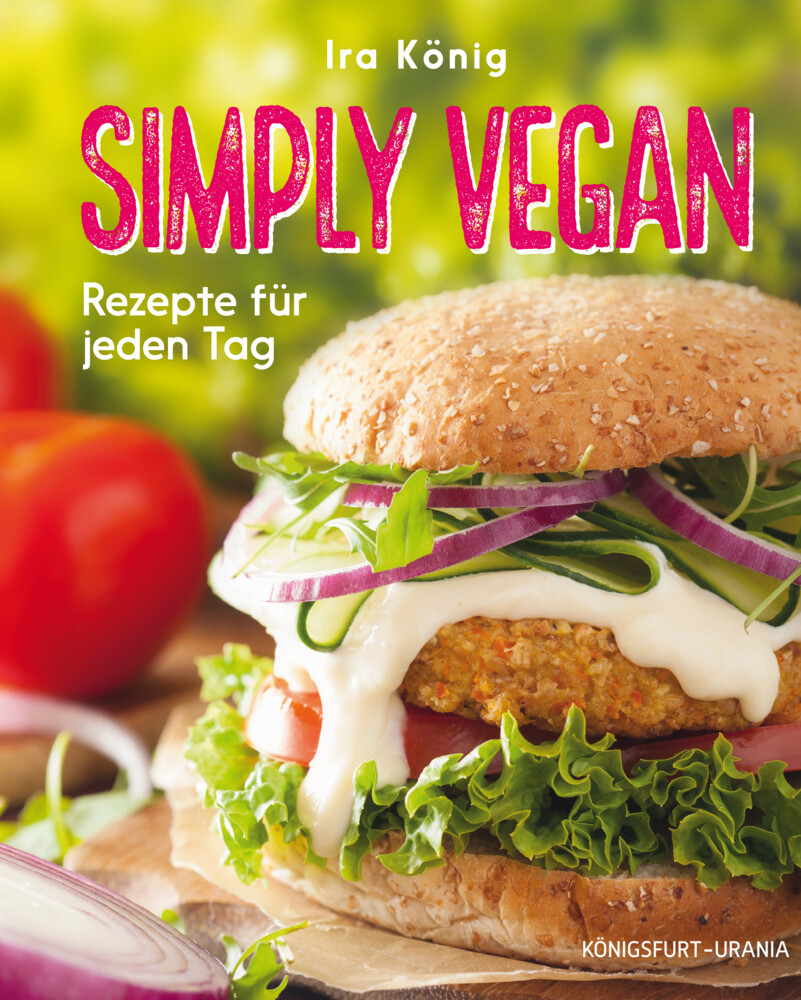Simply vegan als Buch (kartoniert)