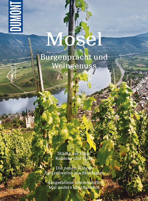 DuMont Bildatlas 33 Mosel als Buch (kartoniert)