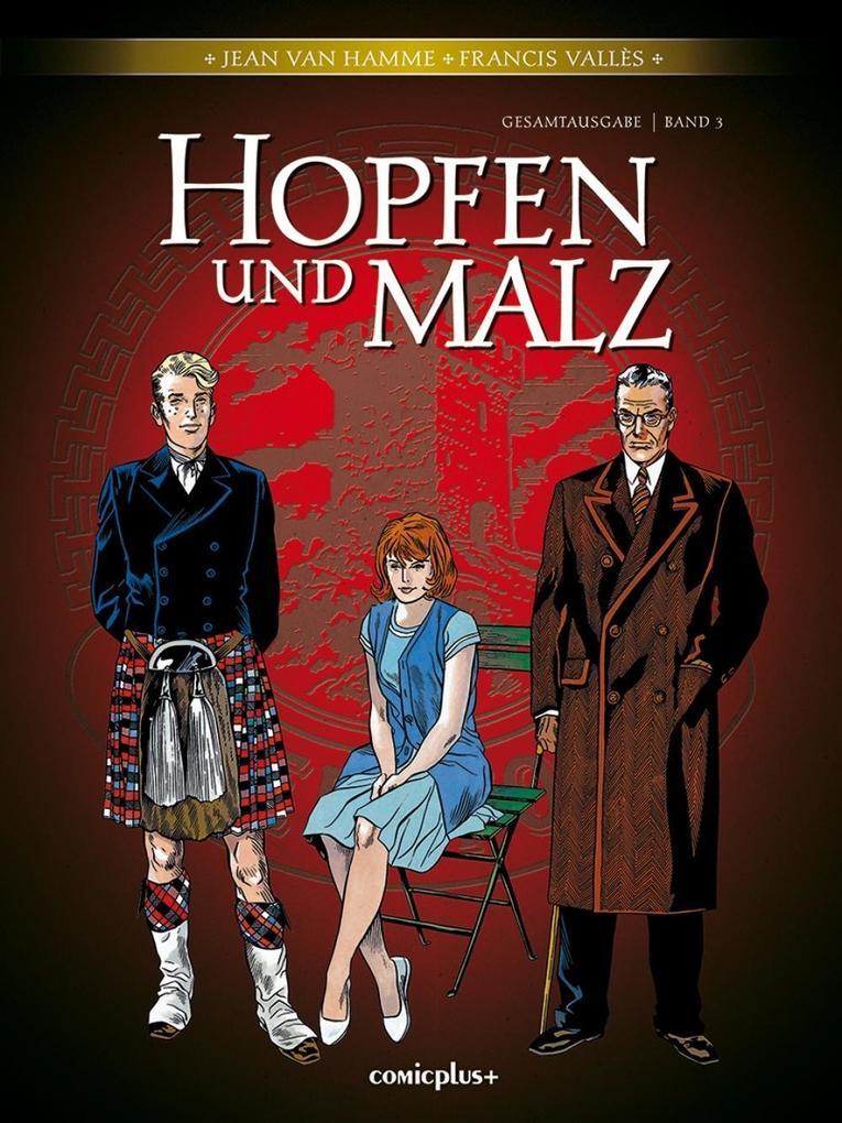 Hopfen und Malz - Gesamtausgabe 3 als Buch (gebunden)