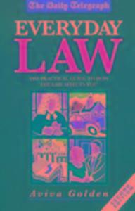 """""""Daily Telegraph"""" Guide to Everyday Law als Taschenbuch"""