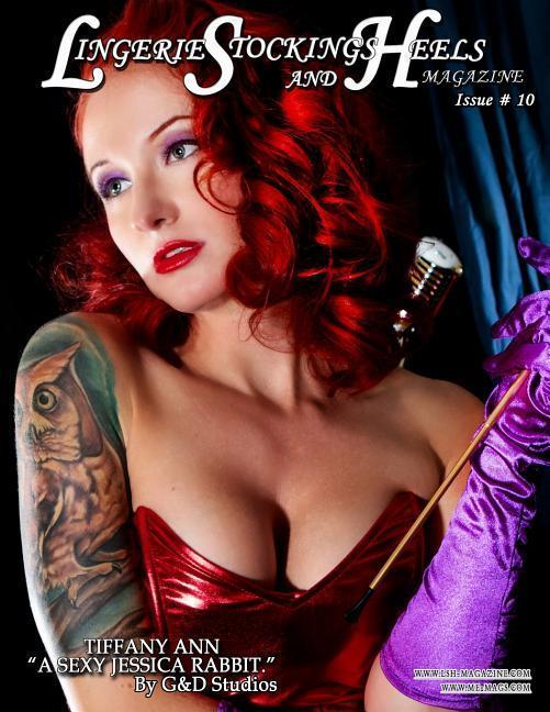 LSH Magazine: Issue # 10 Tiffany Ann Cover als Taschenbuch