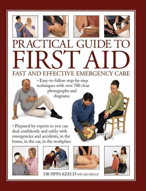 Practical Guide to First Aid als Taschenbuch