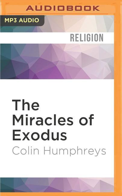 MIRACLES OF EXODUS      M als Hörbuch CD